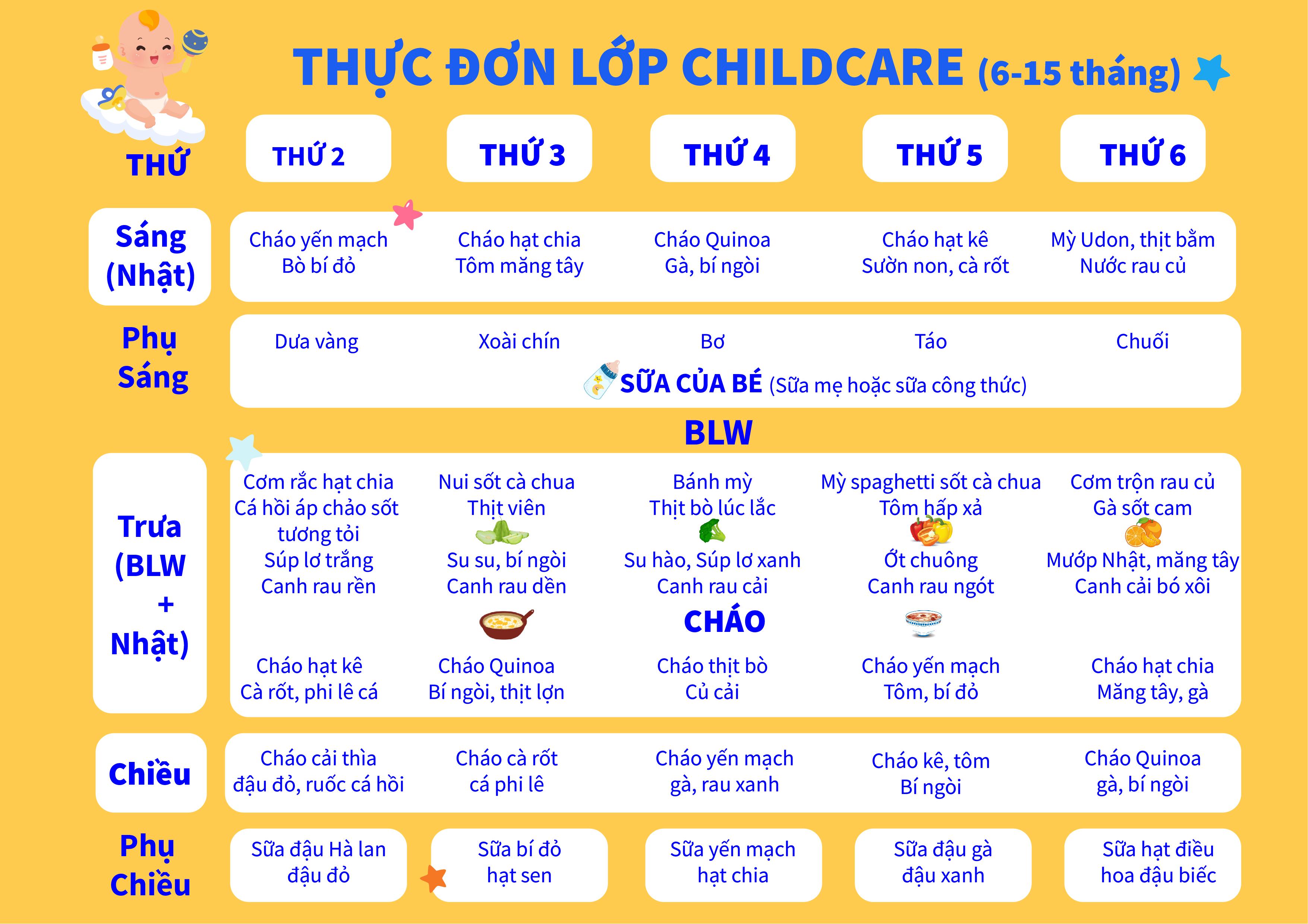 thực đơn childcare 160901-01